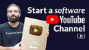 How to start a software YouTube channel with tips from a bunch of successful creators