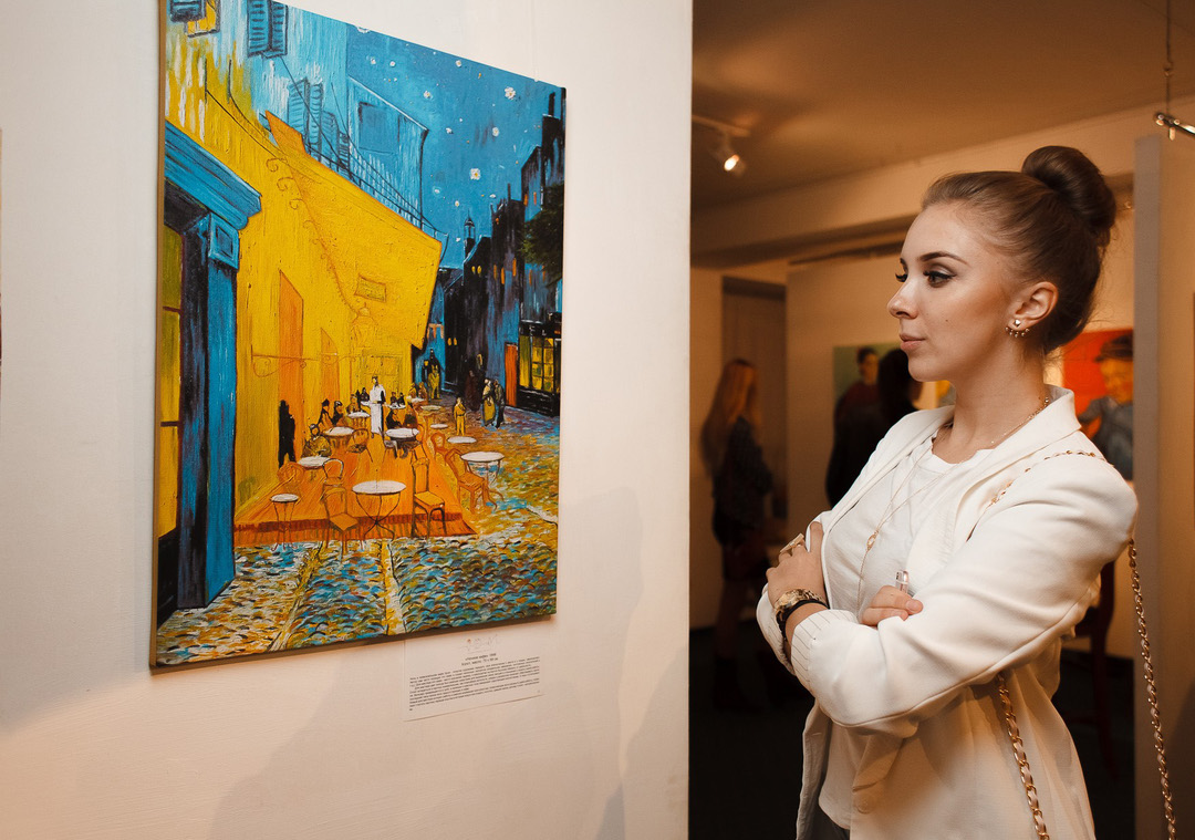 ван гог выставка
