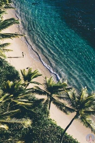 Шикарный пляж