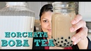 Horchata Boba Tea | How To Make Boba Tea | Simply Mamá Cooks