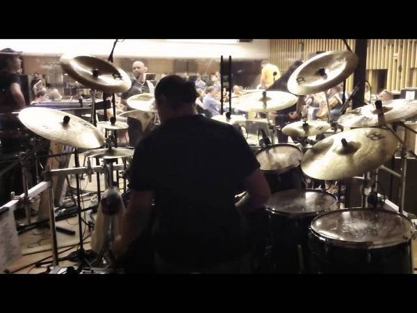 Dimmu Borgir/Orchestra Intro/Born Treacherous Daray Drum Cam