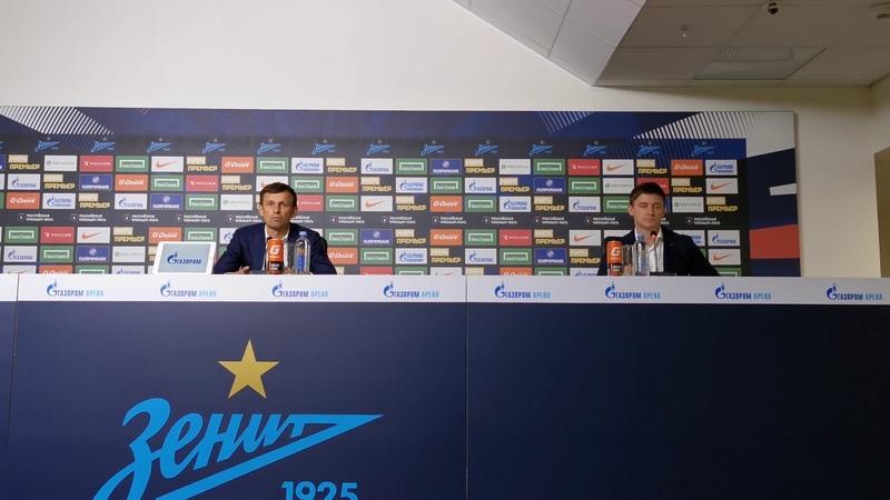 Сергей Семак: «Судейство Матюнина не понравилось абсолютно. Ригони забил чистый гол»