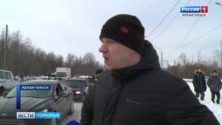 Сегодня в Архангельске стартовал 2 этап акции «Трезвый водитель»