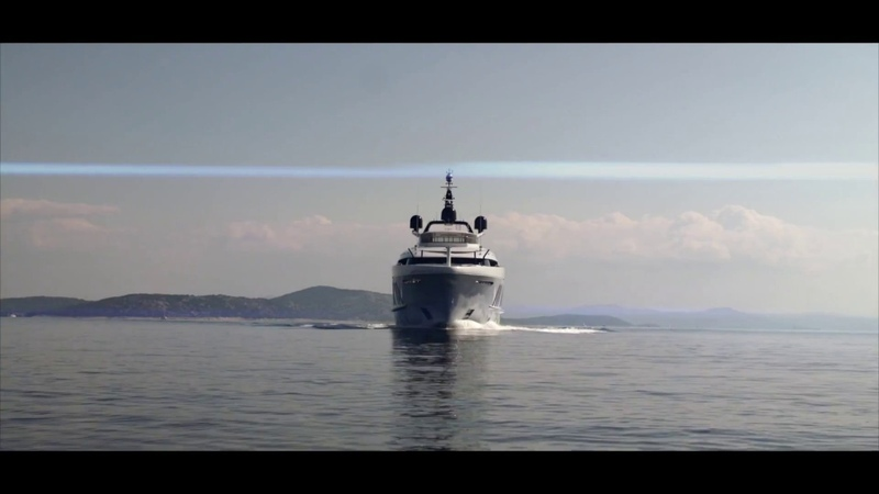 ALIA YACHTS 60m Motor Yacht Samurai