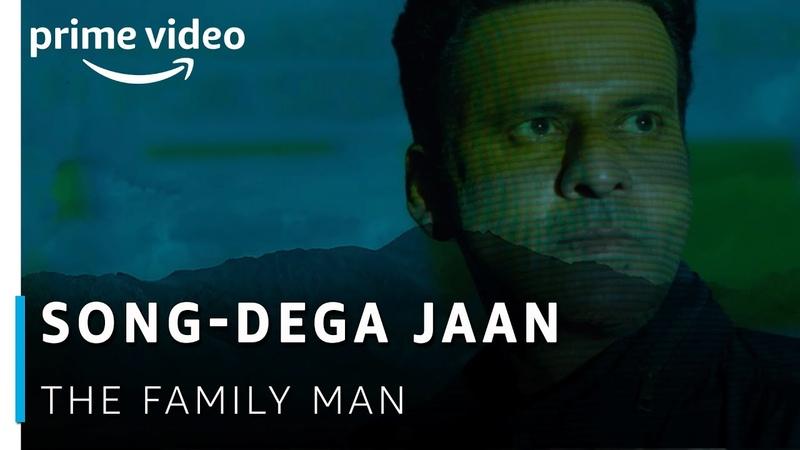 Dega Jaan-Video Song | The Family Man | Sachin-Jigar | Mellow D ft Shreya Ghoshal | Amazon Original