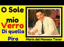 Mario del Monaco Tenor 1 O Sole mio, Verro and Di quella Pira ( High Cs)