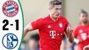 🔥 Бавария - Шальке 2-1 - Обзор Матча Чемпионата Германии 10/02/2018 HD 🔥