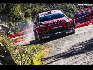 Michelin wrc rally tour de corse 2019
