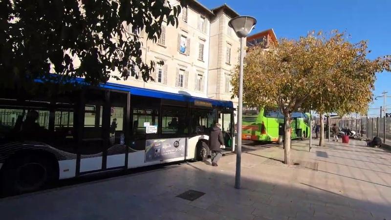VLOG Автобус Flixbus сломался по пути в Марсель