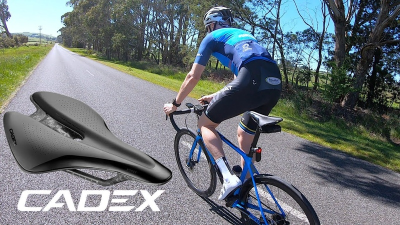 CADEX Boost Road Bike Saddle Details Installation Review