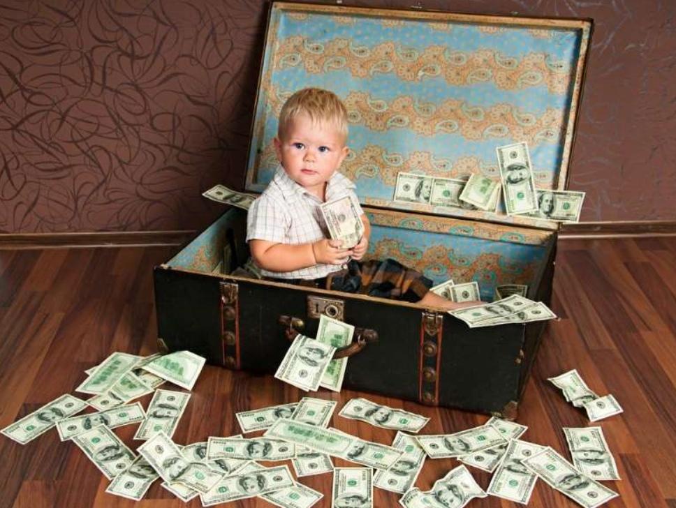 В России обнаружили миллионера-вундеркинда. В четыре года он купил квартиру в Москве за 500 млн рублей