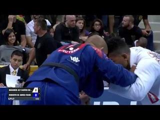 "Mahamed Aly vs Roberto ""Cyborg"" Abreu / World Championship 2017"