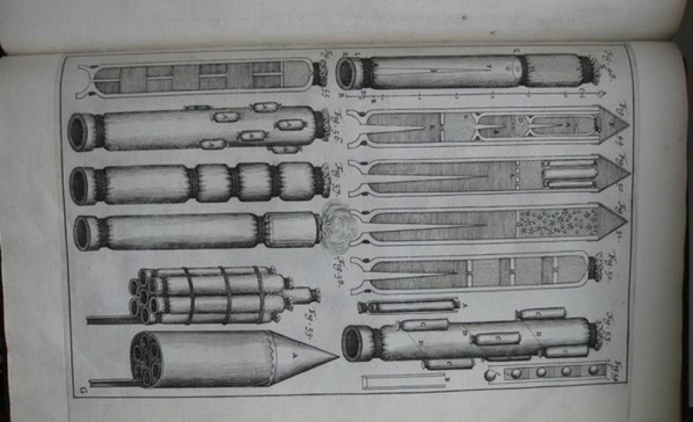 Ракеты эпохи Возрождения
