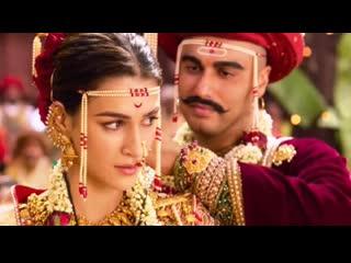 Sapna Hai Sach Hai - Panipat  Arjun Kapoor  Kriti Sanon  Shreya Ghoshal  Abhay J Ajay-Atul