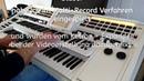 Gentle on my mind - Glen Campbell - Cover gespielt auf der Wersi Scala GS700