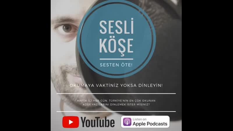 Sesli Köşe 15 Mayıs 2019 Çarşamba - Rıfat Serdaroğlu ÇOK BASİT… ÇALMIŞTIR!.mp4