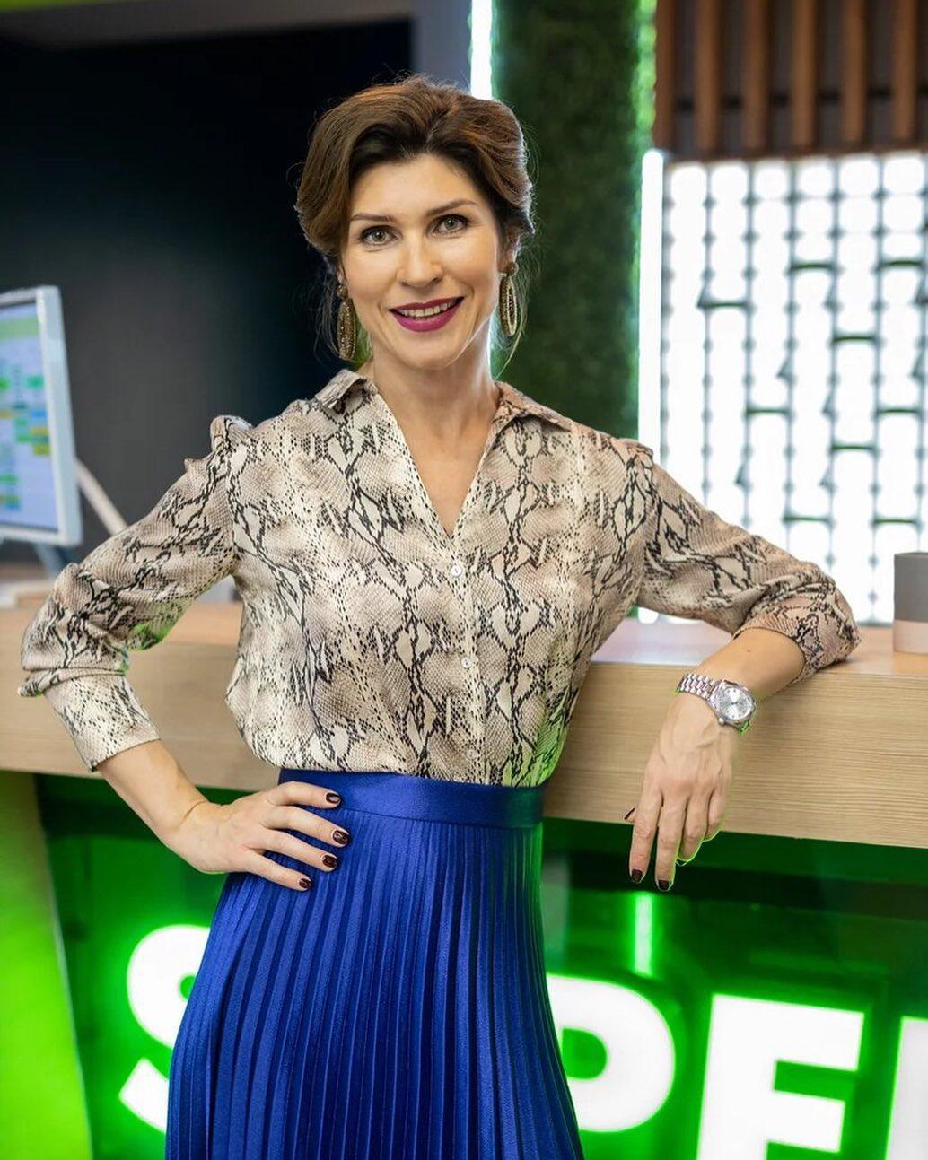 Светлана Камынина, которая в 41 выглядит прекрасно 🤗