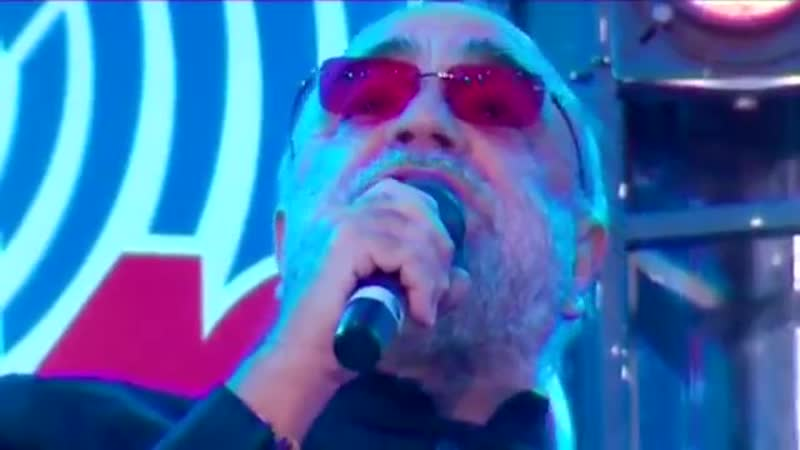 80's Disco Hits Demis Roussos From Souvenirs to Souvenirs Disco of the 80's Festival Russia 2007