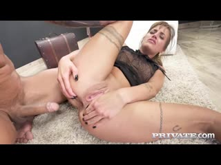 Silvia Dellai - Enjoys Domination In Hardcore Fuck - Anal, Blowjob, Deep throat, Gaping, Squirting, Porn, Порно