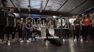 Stoner - Young Thug   Melvin Timtim choreography   SRANK
