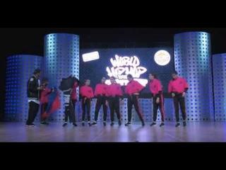 BLAST (RUSSIA) (WORLD HHI-2019, IV place, varsity)