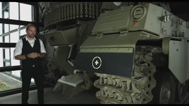 Израильский танк Маркава вот он брутальный