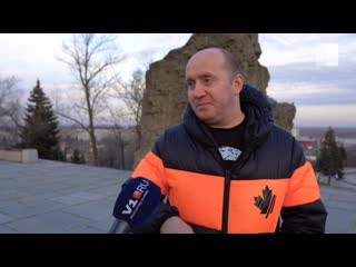 Сергей Бурунов вернулся в Волгоград