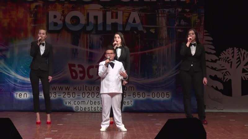 УЧАСТНИК №92 СЕМЁН ФИЛИППОВ эстр. вокал МАМА