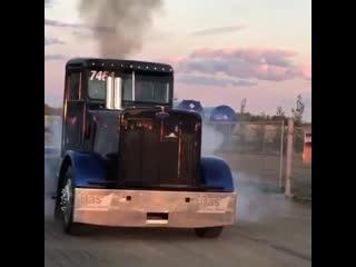 Mr.b auto truck monster