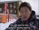 I SAID NEVER GIVE UP Inspirational Japanese Guy