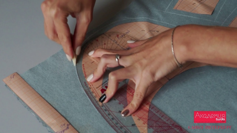 DIY мастер класс шьем картуз Часть 2 раскрой на основной ткани