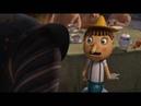 Шрек 3|Допрос Пиноккио