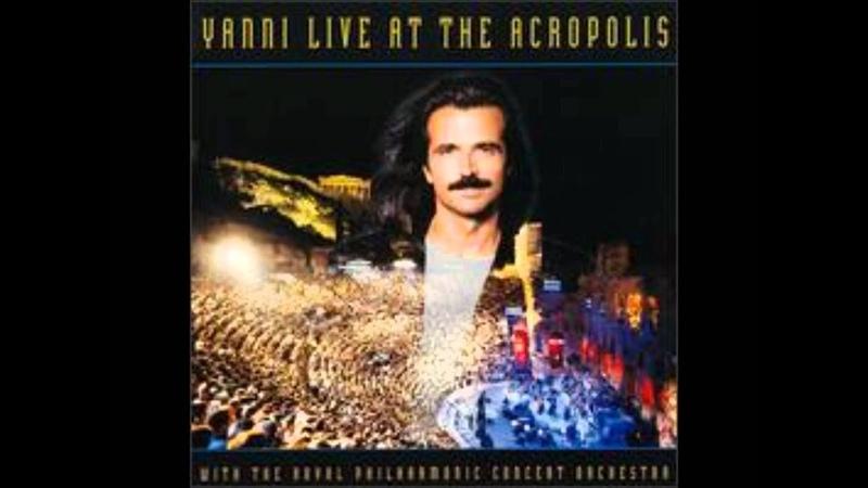 Yanni live at acropolis-nostalgia