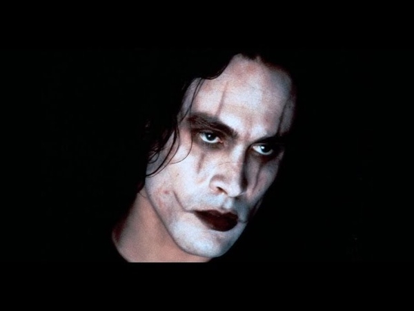 In memory of Brandon Lee / Памяти Брендона Ли / The Crow 1994 / Ворон 1994 / VHS Line