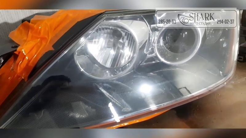 Красноярск Honda Mazda Toyota фары.