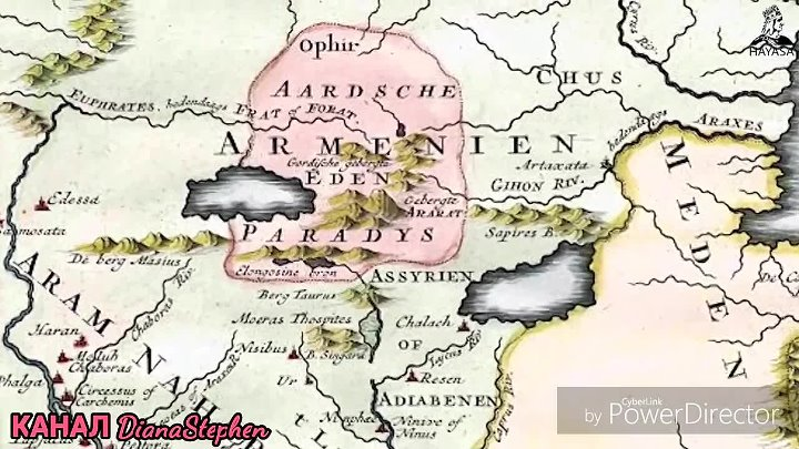 🔴 ГЕНОФОНД АРМЯН НЕ ИЗМЕНИЛСЯ ЗА 8 ТЫСЯЧ ЛЕТ. Арарат древнейшее государство в истории