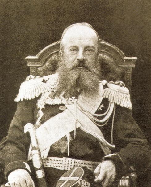 Великий Князь Михаил Николаевич Романов — председатель Государственного Совета