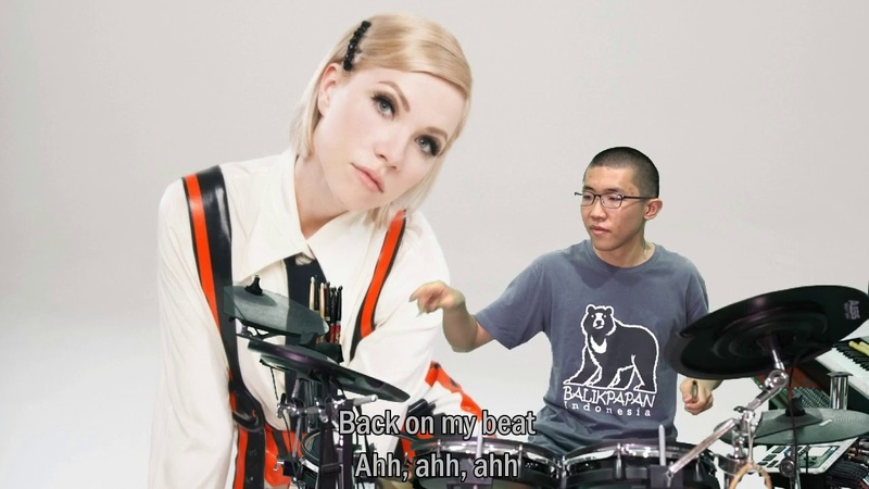 Carly Rae Jepsen Party for One Drum Cover by Timothy Liem with lyrics