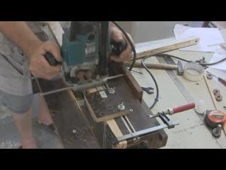 Безлюфтовая каретка на фрезерный станок. clamp for milling machine