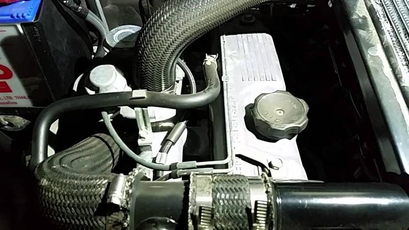 Водородная установка HFC hho Pagero 2 5 disel