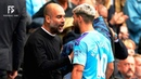 Famous Football Players Angry After Substitution ft Aguero and Guardiola