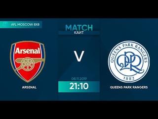 AFL19. England. Premier League. Day 22. Arsenal - Queens Park Rangers.