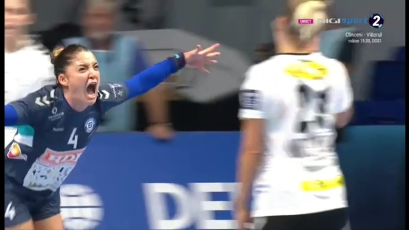 ŽRK Budućnost Podgorica - SCM Râmnicu Vâlcea (EHF Champions League)