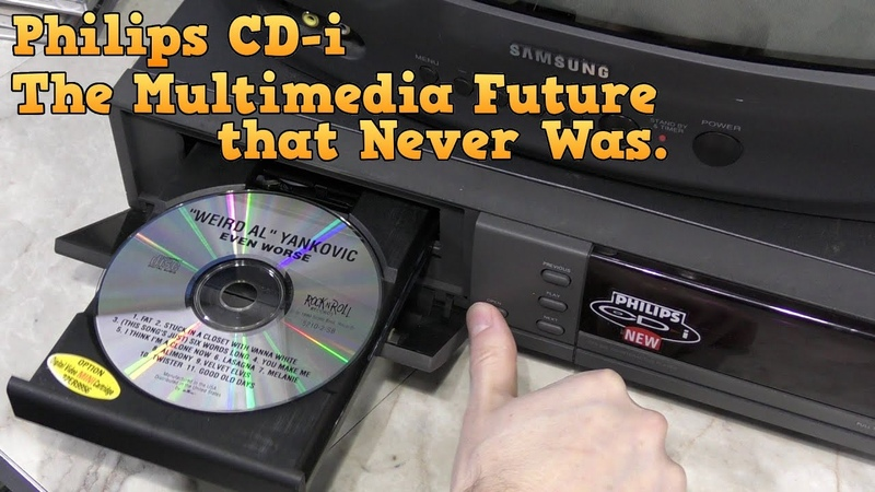 Philips CD i The multimedia future that never was