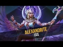 NEW SKIN for Isis Alexandrite