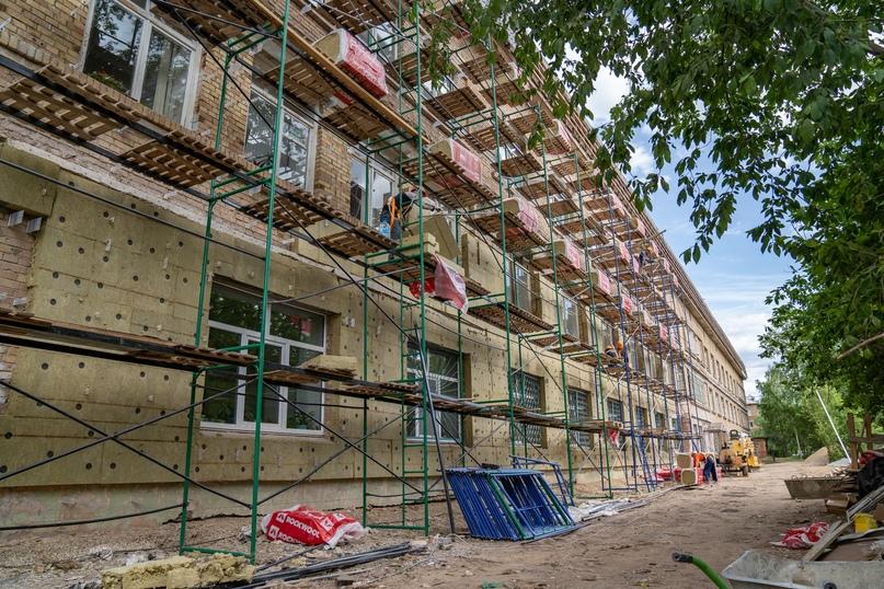 В Ухте открыли детскую больницу после капитального ремонта, изображение №6