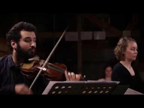 Alessandro Stradella Sinfonia D Minor Louis Creac'h Teodoro Baù Marianna Henriksson