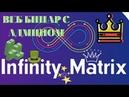 📌Вебинар с админом Инфинити матрикс infinitymatrix Предстарт заработок в интернете маркетинг МЛМ