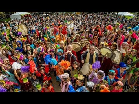 Farhang Celebrates Nowruz 2018 at UCLA to a record crowd