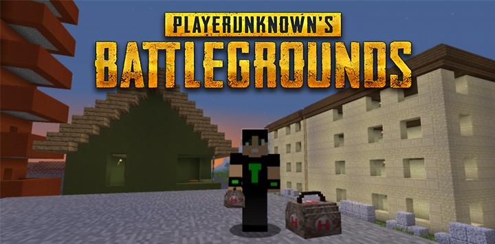 Мод Battleground для майнкрафт